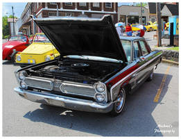 Plymouth Fury III by TheMan268