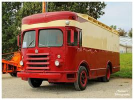 A 1950 International Harvester Fageol Van by TheMan268