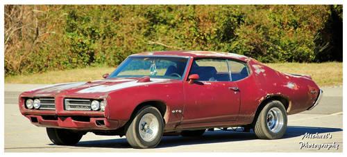 A Pontiac GTO by TheMan268