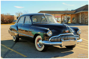 A Buick Super 8 by TheMan268