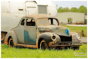 Rusty 1939 Ford by TheMan268