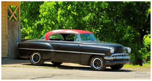 A Black 1954 Chevy by TheMan268