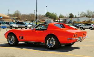 A Cool Corvette by TheMan268