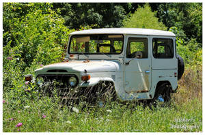 A Mid 60's Toyota Land Cruiser by TheMan268