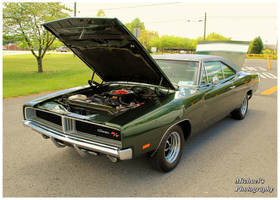 A Green Dodge R/T by TheMan268