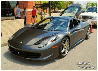 A Ferrari 458 Italia by TheMan268