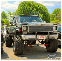 A Chevy 4x4 Truck by TheMan268