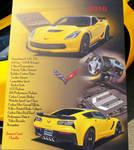 Corvette Info Board by TheMan268