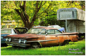 A 1959 Oldsmobile Super 88 by TheMan268