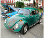 Little Green Bug by TheMan268