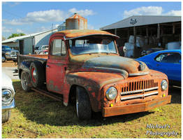 An International Harvester Pickup by TheMan268