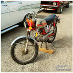 A Honda CL70 Motorcycle by TheMan268
