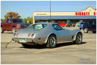 A Chevy Corvette by TheMan268