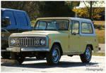 A 1972 Jeep Commando by TheMan268