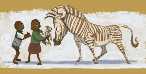 Cast of Stripes 3 by larkinheather
