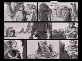 Myst: Book of Atrus Comic - Page 8 by larkinheather