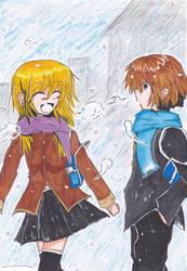 Snow by hyunshan