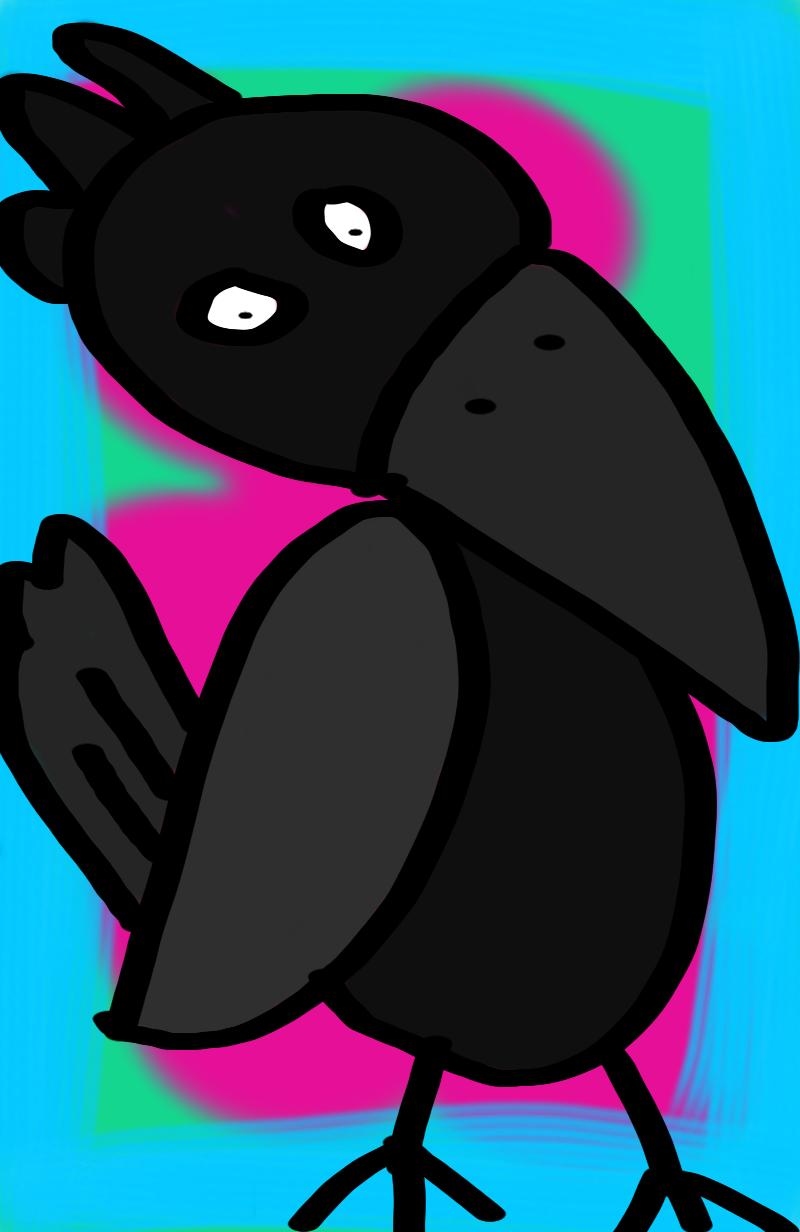 Crow by DJFLuFFy-vs-joe