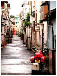 shophouses by mR-StIck