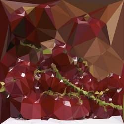 Abstract Art : Fruits : Vine by kenkchow