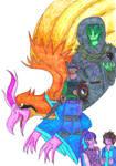 ROM Vs Dragon Age Origins by Shauni-chan