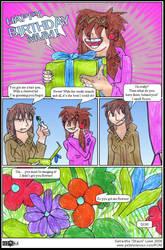 Happy Birthday Mum! by Shauni-chan