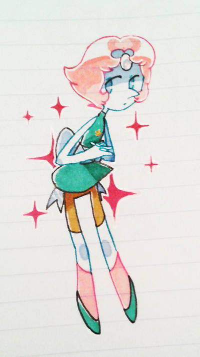 i love pearl so much pearl from steven universe