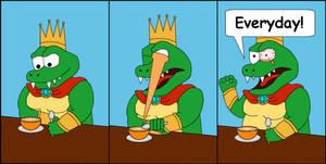 King K. Rool's Mornings by T-3000