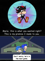 Sonic Generations:  Shadow by T-3000