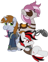 Request:  Fallout Equestria by T-3000