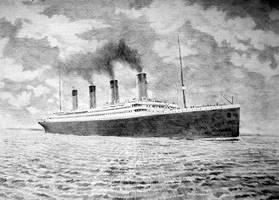 titanic by mariofdy