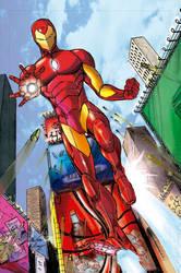 Iron Man by gleidsonaraujo