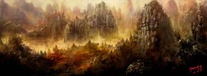 River by phoenix-feng