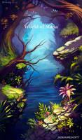 World of Mana by phoenix-feng