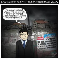 Valls vs Dieudonne by wunderbach