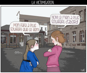 La Victimisation by wunderbach