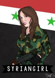 SyrianGirl by wunderbach