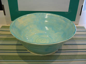 emerald ocean bowl by R777man