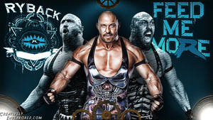 Ryback MORE Wallpaper by MattQuest