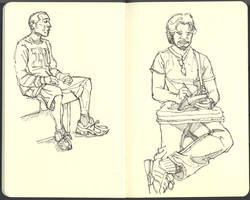 Sketchbook (2008/09): Page 6 by aka-Pencils
