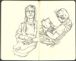 Sketchbook (2008/09): Page 7 by aka-Pencils