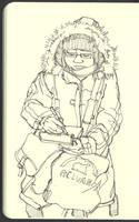 Sketchbook (2008/09): Page 33 by aka-Pencils