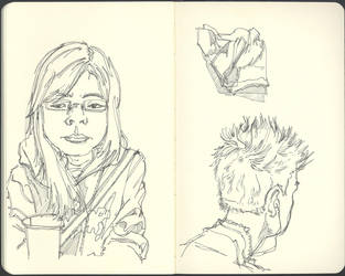 Sketchbook (2012/13): Page 16 by aka-Pencils