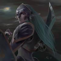 luna moonfang by lunaRdeltaY