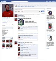 Redshirt Facebook Page by PhantomKat813