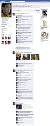 Sulu's Facebook Page by PhantomKat813