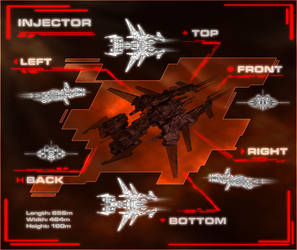 EVE Online Contest: Injector by SpireKat