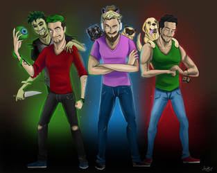 Pewsepticplier- sounds like a ship but its NOT by moveslikejeager11