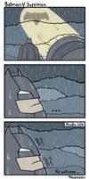 Batman V Superman by thegreyzen