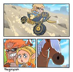Master Cycle Zero by thegreyzen